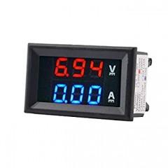 Voltimetro Amperimetro Digital Led 100v 10a Arduino Itytarg