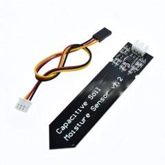 Sensor Capacitivo Analogico De Humedad Suelo V1.2 - 3.3v 5v Itytarg
