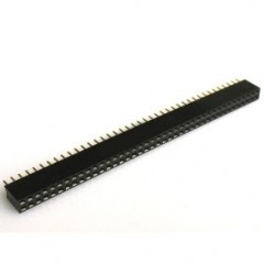 Conector Hembra 2x40 Recto No Fraccionable 2.54mm Itytarg