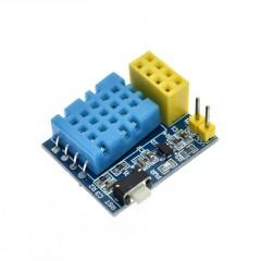 Sensor Humedad Temperatura  Dht11 Para Wifi Esp-01 Esp-01s Itytarg
