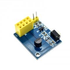 Sensor Temperatura Ds18b20 Para Wifi Esp-01 Esp-01s Esp8266 Esp01s Itytarg