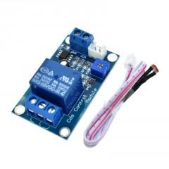 5v Control Sensor C/cable Luz Fotosensor Ldr Rele Itytarg