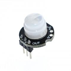 Mini Sensor Movimiento Infrarrojo Pasivo Pir Mh-sr602 Itytarg