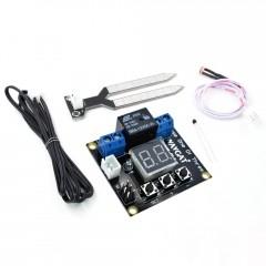 Controlador Vhm-014  Control Humedad / Temperatura / Luz Itytarg