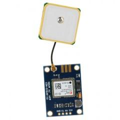Gps Ublox Apm2.5 Neo-m7n-0-000 Con Antena Itytarg