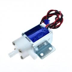 Valvula Solenoide 12v Agua Presion 0 Arduino 7mm Itytarg