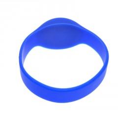 Pulsera Silicona Rfid 125khz Tk4100 Sumergible Azul Itytarg