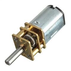 Micro Motor Ga12-n20 3v A 6v Motoreductor Robotica  Itytarg