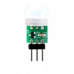 Sensor Movimiento Mini Pir Am312 2.7v 12v  Itytarg