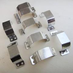 Lote 5 X Soporte Asiento Horizontal Metalico Motor 130 180 Robotica  Itytarg