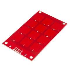 Mpr121 Teclado Touch Capacitivo 12 Teclas I2c Itytarg