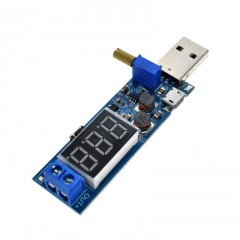 Fuente Step Up 5v In Usb A 1.2 A 24v Dc Out Variable Itytarg