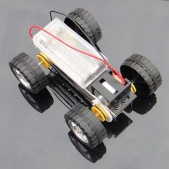 Kit Ciencia Creativa Diy Kc006 Auto 4wd Tanque Rc Itytarg