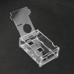 Gabinete Acrilico Encastre Transparente Raspberry Pi 3 B+ Itytarg