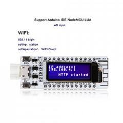 Display Oled 0.91 Pulgadas Wifi Esp8266 Itytarg