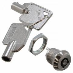 Llave Cerradura Contacto Keylock 2pos Spst 1a Ko106 Itytarg