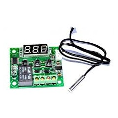 W1209 Control Temperatura Termostato 12v 100 Grados Arduino Itytarg