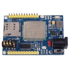 Placa Desarrolo Modem A7 Gprs Gps Con Antenas  Itytarg