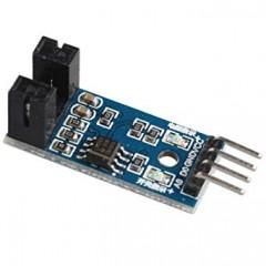 Sensor De Velocidad Infrarrojo Ranura Slot 3.3v A 5v Ttl Output Itytarg