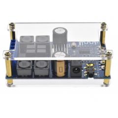 Tpa3116 50 W + 50 W 2,0 Amplificador Audio Inalambrico Bluetooth Stereo + Gabinete Acrilico Itytarg