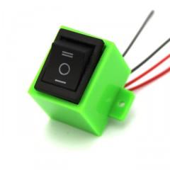 Switch Llave Reversa Verde Robotica 24v Max   Itytarg