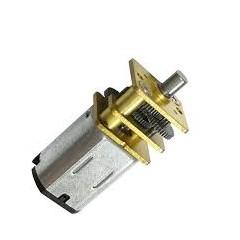 Micro Motor Ga12-n20  Largo Eje 5mm 3v A 6v Motoreductor Robotica  Itytarg