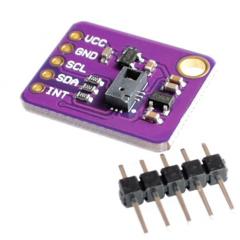 Sensor Reconocimiento 9 Gestos Paj7620u2 I2c Robotica Itytarg
