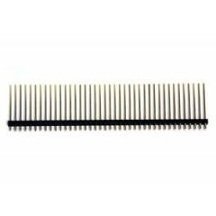 Tira Pines Macho 1x40 Fracc Recto 2.54mm Largo 18mm Mh14018018 Itytarg