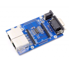 Módulo Uart-wifi Serie Wan Lan Ethernet Hlk-rm04 Rm04 Test Board  Itytarg