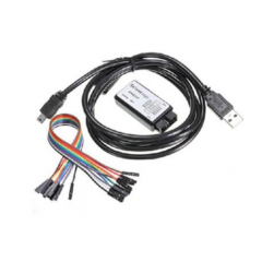 Analizador Logico 8ch 24ms/s Ttl Cmos Check Bus I2c Spi Rs232 Rs485 Can Itytag