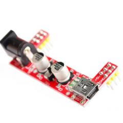 Fuente Alimentacion Dual Breadboard Protoboard 3.3v 5v Jack Dc O Usb Mini Llave Encendido  Itytarg