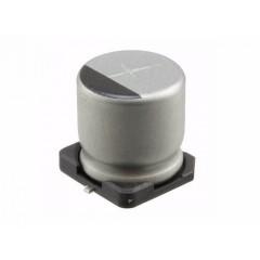 Lote 10 X Capacitor Electrolítico 470uf X 25v Smd 105 G Itytarg