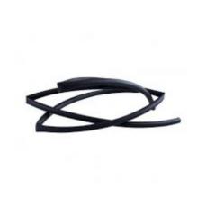 Termocontraible Negro 2.4mm / 1.2mm Precio Por Metro Itytarg