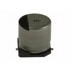 Capacitor Electrolítico 1000uf X 6.3v Smd X 10 Unid Itytarg
