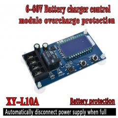 Cargador De Bateria Plomo-acido 6-60v Display Control  Itytarg