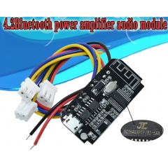 Ct14 3,7 V 5 V 3 W Digital Amplificador  Audio  Bluetooth Micro Usb  Itytarg