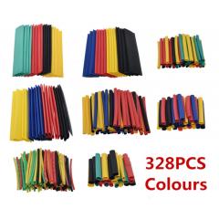 Kit Bolsa Termocontraible Multi Color 2 A 10mm Itytarg