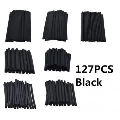 Kit Bolsa Termocontraible 127 Pcs Negro 2 A 13mm Itytarg