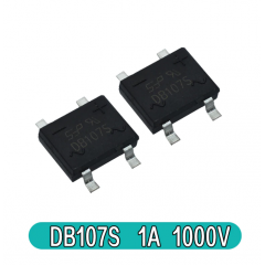 Lote 10 X Db107s Puente Rectificador 1a 1000v Smd Itytarg