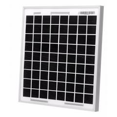 Panel Solar Monocristalino 12v 10w Dsp-10m 560ma Max 280x350x17mm  Itytarg