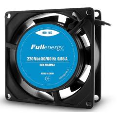 Cooler Fan Ventilador 220v 80x80x25mm 0.06a Con Ruleman Itytarg
