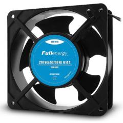 Cooler Fan Ventilador 220v 120x120x38mm 0.14a Con Ruleman Itytarg