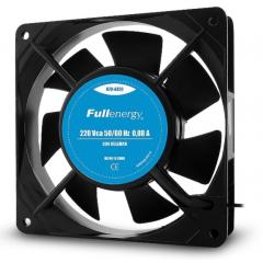 Cooler Fan Ventilador 220v 120x120x25mm 0.08a Con Ruleman Itytarg