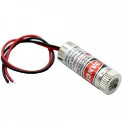 Laser Rojo De Punto 650nm 5mw Syd1230  Itytarg