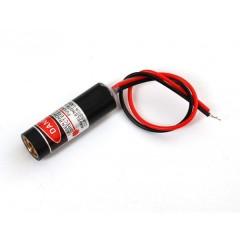 Laser De Punto Adafruit 650nm2.8v A 5.2v 25ma 5mw 10mm Dia  Itytarg
