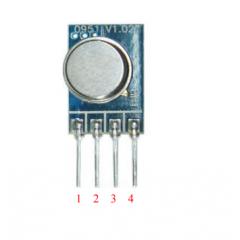 Transmisor Control Remoto 418mhz Tws-bs-5 (418)  Wenshing Itytarg