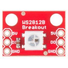 Ws2812b (4 Pin)  Rgb Led Breakout Arduino Itytarg