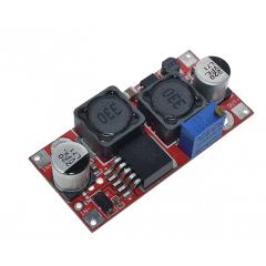 Xl6009 Roja  Regulador Dc Step Up/down  Step Dual Automatico 3a Itytarg