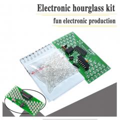 Diy Hourglass Reloj De Arena Electronico Kit Para Armar Itytarg
