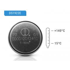 Ibutton Ds1922e-f5 Temperatura Logger 8kb (a Pedido) Itytarg